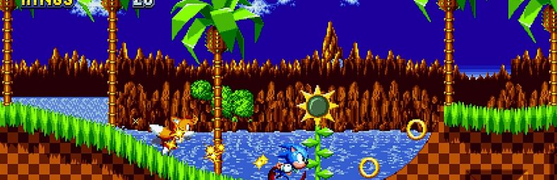 <h2 class='titel'>Sonic Mania</h2><div><span class='citat'>&bdquo;Awesome!&ldquo;</span><span class='forfatter'>- Greaseball</span></div>
