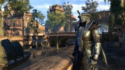 The Elder Scrolls Online: Morrowind (PS4)   © Bethesda 2017    1/3