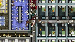 Prison Architect: Psych Ward (PS4)   © Double Eleven 2017    2/3
