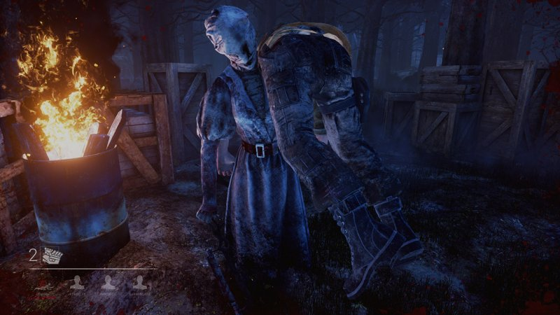 Dead By Daylight (PS4)  © 505 Games 2017   4/4