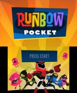 Runbow Pocket (3DS)  © Nighthawk 2017   1/3