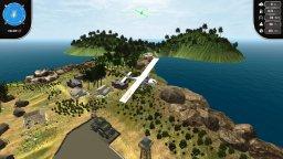 Island Flight Simulator (PS4)  © Joindots 2017   1/3