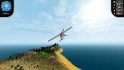 Island Flight Simulator (PS4)  © Joindots 2017   2/3