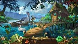 Grim Legends 2: Song Of The Dark Swan (PC)  © GSP 2015   1/3