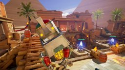 Ancient Amuletor VR (PS4)   © BSGMHT 2017    3/3