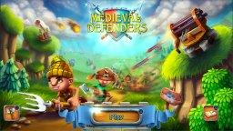 Medieval Defenders (PS4)  © 4HIT 2017   1/3