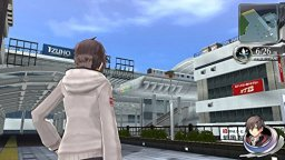 Tokyo Xanadu (PSV)  © Aksys Games 2015   2/3