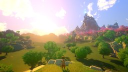 Yonder: The Cloud Catcher Chronicles (PS4)   © Merge 2017    1/3