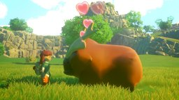 Yonder: The Cloud Catcher Chronicles (PS4)   © Merge 2017    2/3