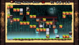Ninja Usagimaru: Two Tails Of Adventure (PSV)   © Arc System Works 2017    2/3