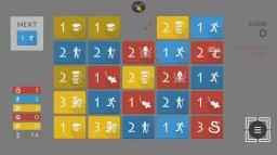 Levels+ : Addictive Puzzle Game (NS)  © Flow 2017   3/3