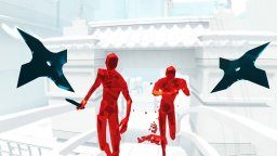 Superhot [VR] (PS4)   © Superhot Team 2017    1/3