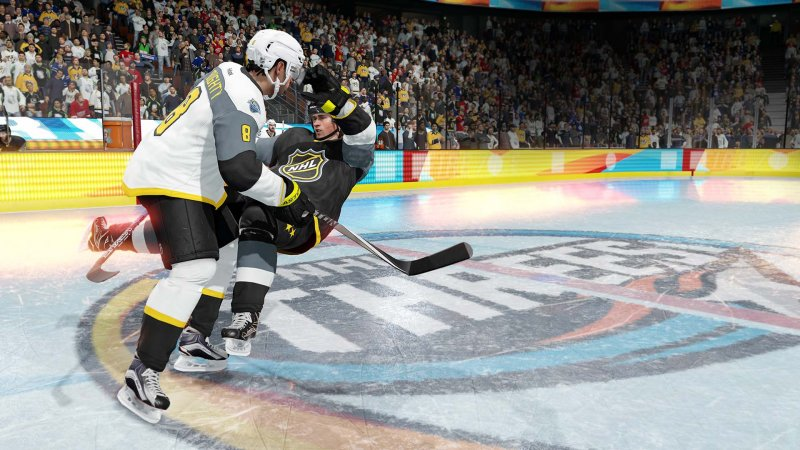 NHL 18 (PS4)   © EA 2017    4/4