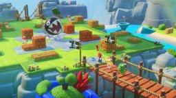 Mario + Rabbids Kingdom Battle (NS)  © Ubisoft 2017   1/3