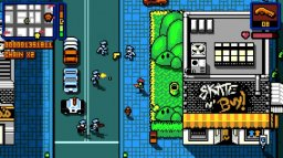 Retro City Rampage: DX (NS)   © VBlank 2017    1/3