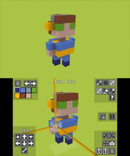 VoxelMaker (3DS)   © Nostatic 2017    1/3