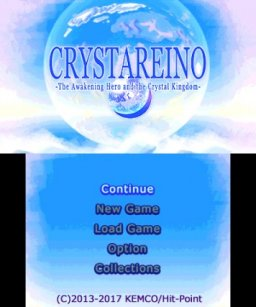 Crystareino (3DS)   © Kemco 2017    1/3