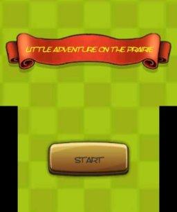 Little Adventure On The Prairie (3DS)  © Infinite Madaa 2017   1/3