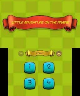 Little Adventure On The Prairie (3DS)  © Infinite Madaa 2017   2/3