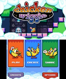 Chicken Wiggle (3DS)   © Atooi 2017    1/3