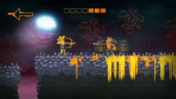 Nidhogg 2 (PS4)   © Messhof 2017    1/3