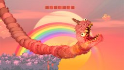 Nidhogg 2 (PS4)   © Messhof 2017    2/3