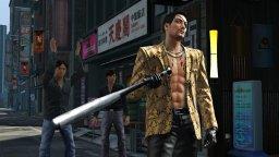 Yakuza Kiwami (PS4)  © Sega 2016   2/3