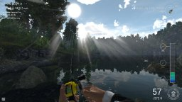 Fishing Planet (PS4)   © Fishing Planet 2017    1/3