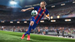 Pro Evolution Soccer 2018 (PS4)   © Konami 2017    2/3