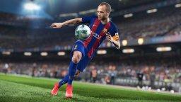 Pro Evolution Soccer 2018 (PS4)  © Konami 2017   2/3