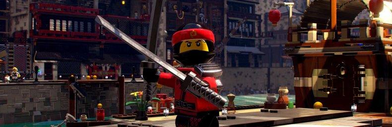 <h2 class='titel'>Lego Ninjago Movie Video Game, The</h2><h2 class='score'>4.0/5</h2><div><span class='citat'>&bdquo;Hvis du elskede de forrige LEGO spil, vil du uden tvivl også elske LEGO Ninjago! Det er efter min mening nok det bedste af dem...&ldquo;</span><span class='forfatter'>- Jonas Nielsen, Gamers Lounge</span></div>