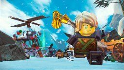 The Lego Ninjago Movie Video Game (PS4)   © Warner Bros. 2017    3/3