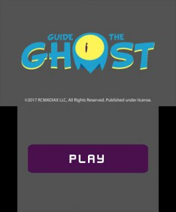 Guide The Ghost (3DS)  © RCMADIAX 2017   1/3