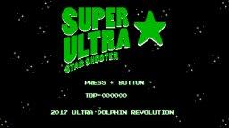 Super Ultra Star Shooter (WU)  © Ultra Dolphin Revolution 2017   1/3