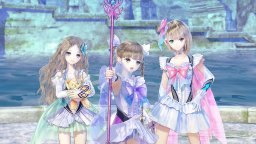 Blue Reflection (PS4)   © KOEI 2017    1/3