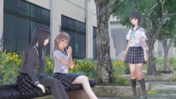 Blue Reflection (PS4)   © KOEI 2017    3/3