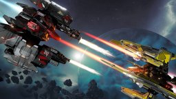 EVE: Valkyrie: Warzone (PS4)  © CCP 2017   1/3