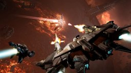 EVE: Valkyrie: Warzone (PS4)  © CCP 2017   2/3