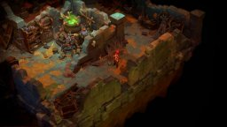 Battle Chasers: Nightwar (PS4)  © THQ Nordic 2017   2/3