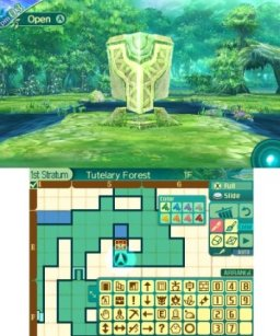 Etrian Odyssey V: Beyond The Myth (3DS)   © Deep Silver 2016    2/3