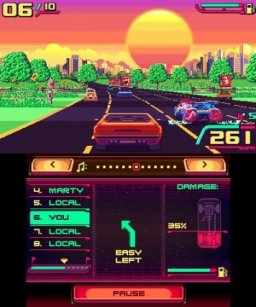 80's Overdrive (3DS)   © Insane Code 2017    3/3