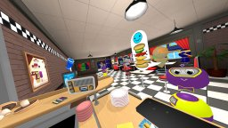 VR The Diner Duo (PS4)   © Whirlybird 2017    1/3