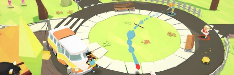 <h2 class='titel'>Stikbold! A Dodgeball Adventure Deluxe</h2><h2 class='score'>4.5/5</h2><div><span class='citat'>&bdquo;Vi elsker Stikbold! A Dodgeball Adventure Deluxe. Spillet er som sagt fra en Dansk udvikler, og vi håber der kommer en masse af den kaliber i fremtiden.&ldquo;</span><span class='forfatter'>- David Gohs, Gamers Lounge</span></div>