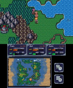 Machine Knight (3DS)   © Kemco 2018    1/3