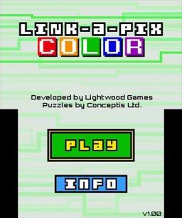 <a href='http://www.playright.dk/info/titel/link-a-pix-colour'>Link-A-Pix Colour</a> &nbsp;  93/99