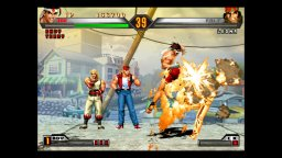 The King Of Fighters '98: Ultimate Match (PS4)  © SNK Playmore 2018   1/3
