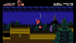 Bloodstained: Curse Of The Moon (PC)   © Inti Creates 2018    2/3
