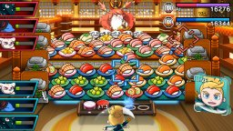 Sushi Striker: The Way Of The Sushido (NS)   © Nintendo 2018    3/3