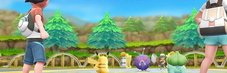 <h2 class='titel'>Pokémon: Let's Go! Pikachu!</h2><h2 class='score'>5/6</h2><div><span class='citat'>&bdquo;...er du nysgerrig på universet, er Pokémon Let's Go det ubetinget bedste sted at starte på eventyret.&ldquo;</span><span class='forfatter'>- Lars Jørgensen, Geek Culture</span></div>