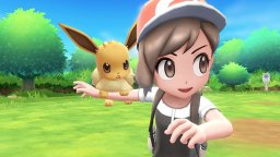 Pokémon: Let's Go, Eevee! (NS)  © Nintendo 2018   3/3